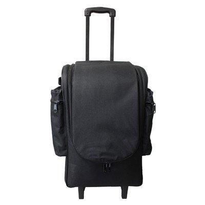 Price comparison product image AmeriLeather Apc 12-Bottle Wheeled Bag Cooler (Black)