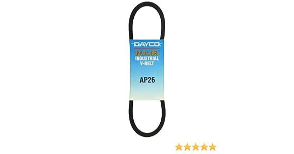 D/&D PowerDrive AP112 V Belt