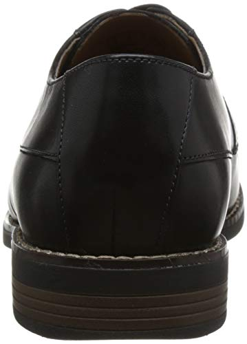 Scarpe Stringate Becken Derby Leather Nero Clarks black Uomo Cap WaHnnqT