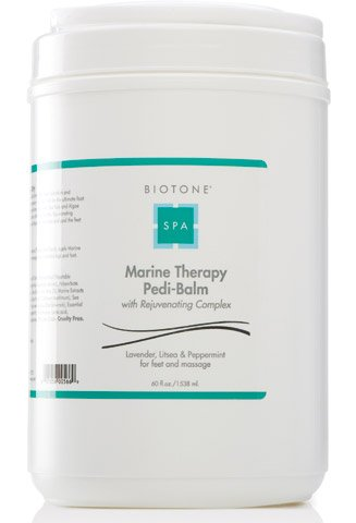 Biotone Marine Therapy Pedi-Balm with Rejuvenating Complex, 60 Ounce
