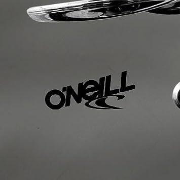 Oneill laptop wall art bike decor helmet window macbook notebook black die cut decoration