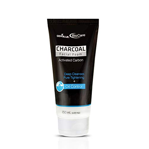 Gemblue Biocare Charcoal Face Wash  Pack of1