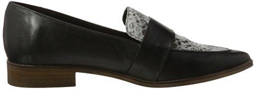 Bianco Spitzer Loafer - Mocasines Mujer Negro (Black 2)