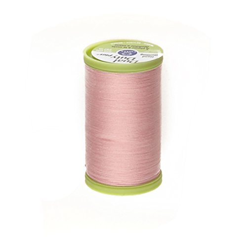 Coats & Clark Dual Duty Plus Hand Quilting Thread 325 Yds.Pink, Pink
