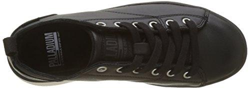 Adulto L U – Lt Unisex Nero Crushion Black Black Sneaker Palladium q50wtYt