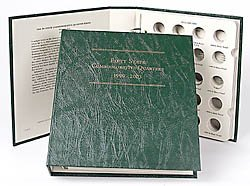 Us Treasury State Quarters (Littleton State Quarters 1999-2003 with Proof Album LCA17 by Littleton)