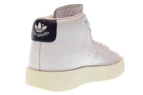 Mid Smith ftwbla Fitness W Marine Adidas bleu Bold Blanc Multicolore Ftwbla Chaussures De Maruni Stan Femme gCBw5qntT