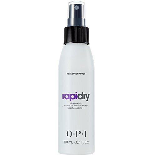 OPI RapiDry Nail Polish Dryer, Fast Drying Top Coat Spray