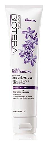 - Biotera Ultra Moisturizing Defining Curl Creme-Gel, 5.09-Ounce