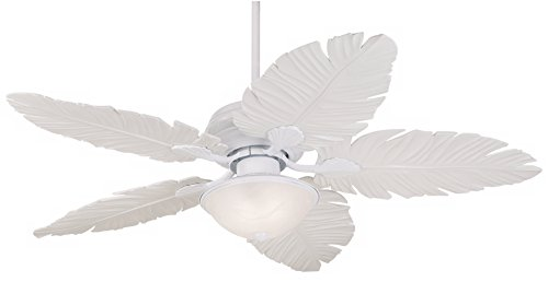 ceiling fans with leaves - 5