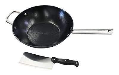 BergHOFF 2-Piece Asian Cookware Set