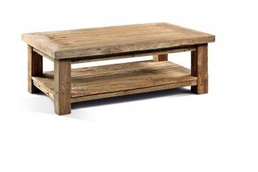 Mesa de centro de teca Siem FSC-Certificado 47 x 120 x 80 cm ...