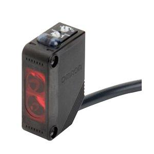 Omron E3ZT61M1J03M Photoelectric Sensor, 15 mm Through-Beam, 12 mm Dia Object