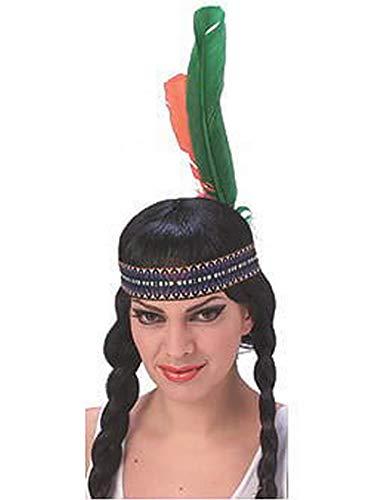 Rubie's Men's Native American Headdress, Multi, One Size]()