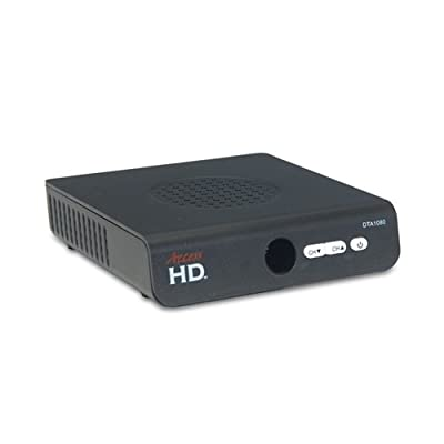 Access HD 1080D NTIA-Approved Digital to Analog TV Converter Box