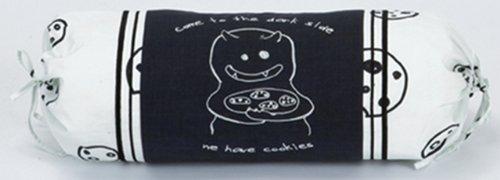 Sateen 100-Percent Cotton Cookies Neckroll (Garden Neckroll)