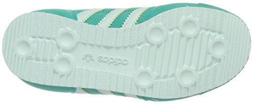 adidas Dragon CF C, Zapatillas de Deporte para Niños Turquesa (Menimp / Menhie / Ftwbla)