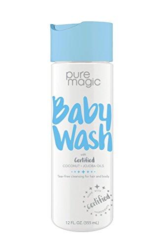 Pure Magic Baby Wash, 12 Fluid Ounce