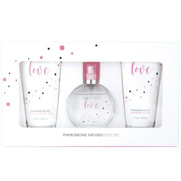 Classic Erotica Simply Sexy Love Pheromone Infused Perfume Gift Set by Classic Erotica