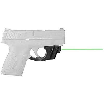 LaserMax Laser Centerfire Grn W/gripsence S&w Shield GSSHIELDG by LaserMax