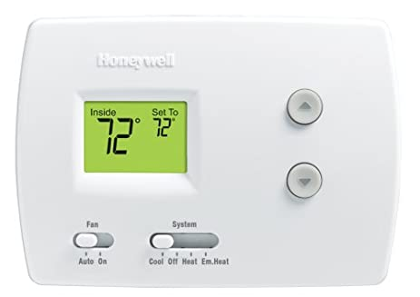31x%2BVDAwQiL._SX463_ honeywell rth3100c1002 e1 digital heat cool pump thermostats  at edmiracle.co