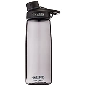 CamelBak Chute Water Bottle, 0.75 L, Charcoal
