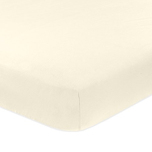 Carter's Jersey Knit Fitted Crib Sheet, (Carters Knit Set)