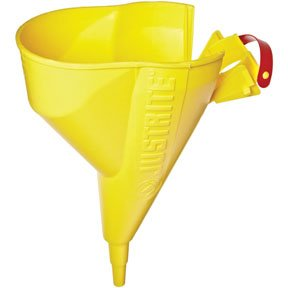 JUS11202Y - Justrite Safety Cans Type 1 Funnel Attachment