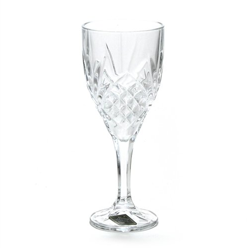 Dublin by Godinger, Glass Goblet, Water/Wine
