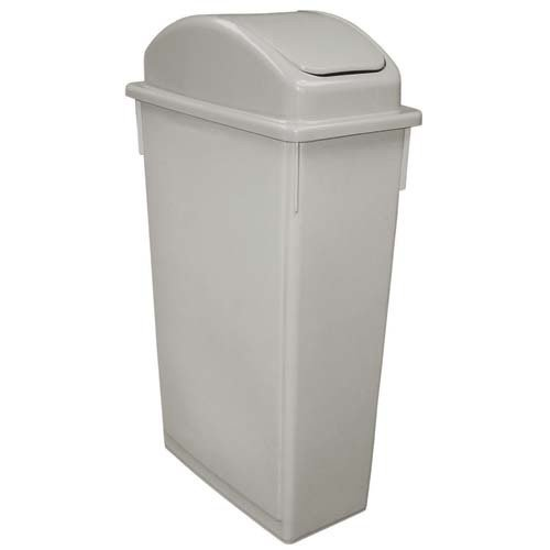 Value Series SSC-23BK Value Space Save Waste Container ()