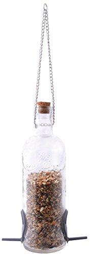 Esschert Design FB328 Bottle Feeder Clear Glass