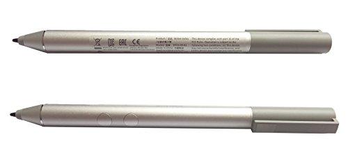 Active Digitizer Stylus Pen for HP Compaq Pavilion x360 11m-ad0xx, Pavilion x360 14m-ba0xx, Pavilion x360 15-br0xx Compatible 1CP24AV / Y0C43AV SPS: 920241-001 910942-001 905512-001 (White) -