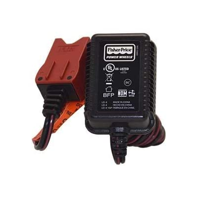Technical Precision Replacement for Fisher Price Bigfoot Power Wheels Rapid Battery Charger: Toys & Games