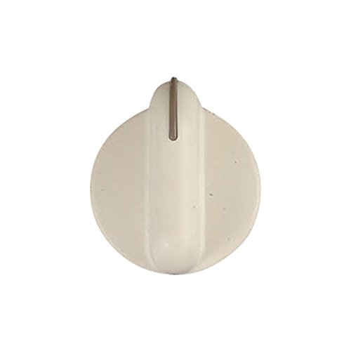 Whirlpool Part Number 3191925: Knob. Control (Biscuit)
