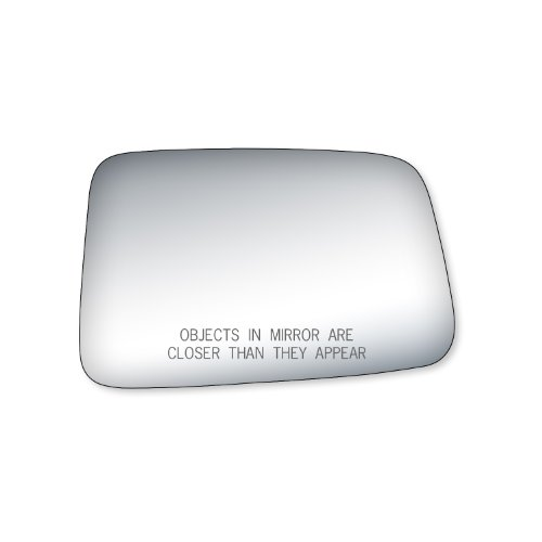 (Fit System 90210 Passenger Side Replacement Mirror Glass)