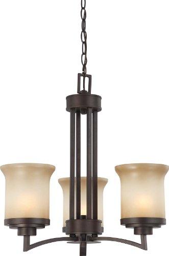 Cheap Nuvo Lighting 60/4124 Three Light Chandelier