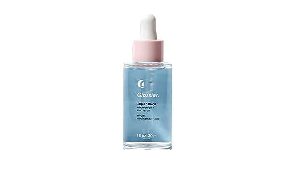 glossier Super Pure Niacinamide face serum