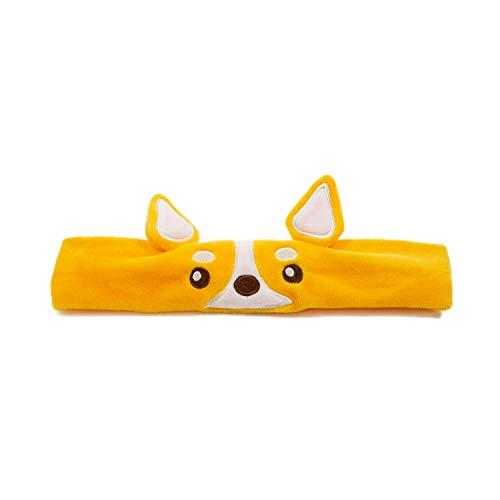 Nayothecorgi - Stretchable Corgi Headband