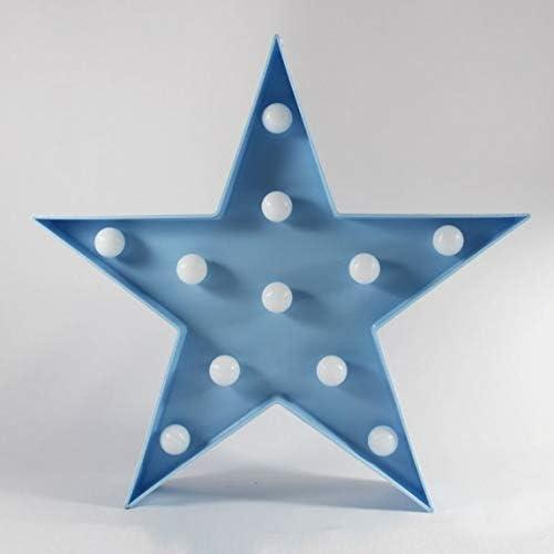 DON LETRA - Lámparas Decorativas de Estrellas Decoración ...