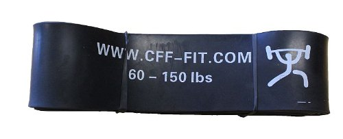 CFF 41″ Monster Strength Band – #5 (2 1/2″; 60 – 150 Lbs) – Strength, Pull-Up, Power-Lifting, Jump, Speed, Sprinting, Mobility, Stretching (Single Band)
