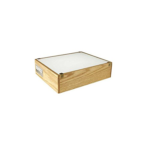 Gagne Oak Light Box 12X14 Led by Gagne