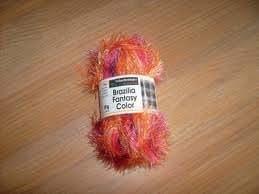 Ovillo de lana Schachenmayr BRASILIA Fantasy color 0387 mexico