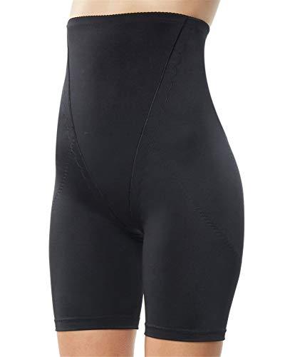 223852938f6ca Franato Women's Shapewear High Waist Tummy Control PantiesThigh Slimmer  Cincher Black