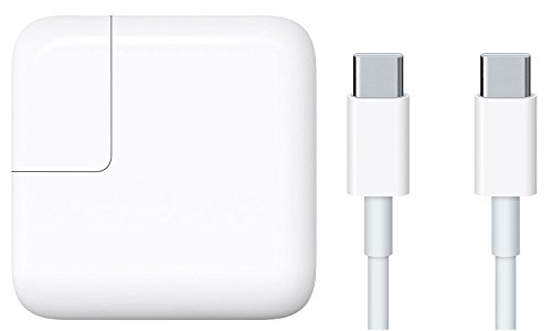 Runnerway New Replacement 29W USB-C Power Adapter with USB-C to USB-C Charging Cable for Apple MacBook 12 inch MJ262LL/A (Only for 2015 Version) by Runnerway