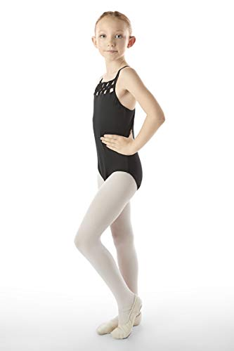 863fd943b9 Liakada Youth Girls Elegant Hand-Tied Prima Leotard with Integrated Bra  Shelf Liner–Dance