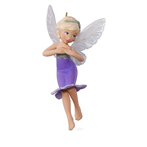 (Hallmark Keepsake 2017 Lavender Fairy Messengers Christmas Ornament )