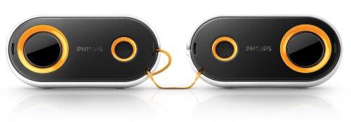 Philips Portable USB Speakers 2.0 Stereo  for Laptops Deskto