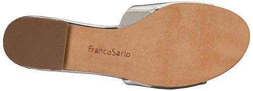 Sandalo In Argento Di Sandro Con Diapositiva Sandro
