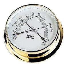 Endurance 085 Clock - WEEMS & PLATH Endurance Collection 085 Comfortmeter (Brass)