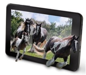 Tivax MiTraveler 3D 8-Inch Tablet